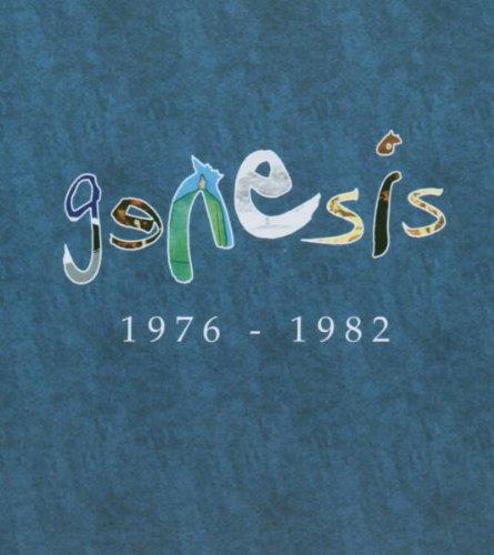 Genesis 1976–1982 artwork