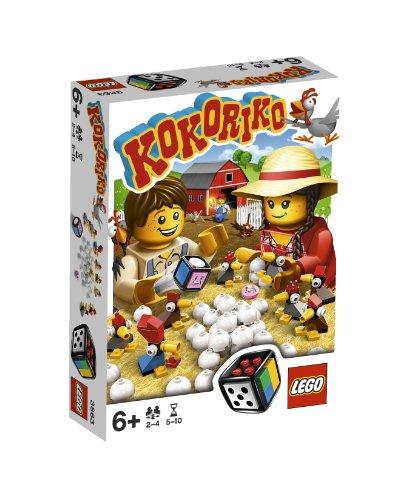 Imagen principal de LEGO Juegos de mesa 3863 - Kokoriko