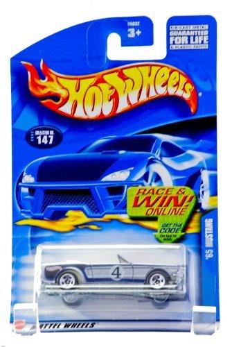 """HotWheels 2002 """"65 Mustang # 147 - 1"""