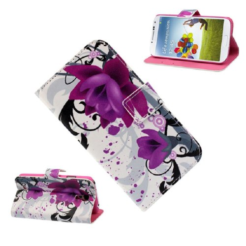Best Nicerocker Flower Wallet Leather Samsung
