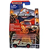 DieCast Jurassic World Legacy Collection '93 Jeep Wrangler with Top From Jurassic Park