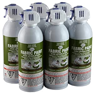 simply spray upholstery fabric spray paint 6 pack sage. Black Bedroom Furniture Sets. Home Design Ideas