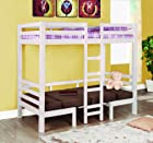 Coaster Fine Furniture 460273 Convertible Loft Bed