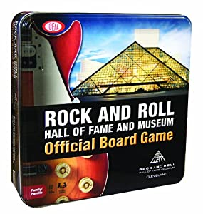 Ideal Rock and Roll Hall of Fame and Museum Board Game