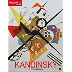 Kandinsky au Centre Pompidou - Catalogue de l'exposition