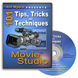 101 Tips & Tricks for Sony Movie Studio - updated for Movie Studio 11