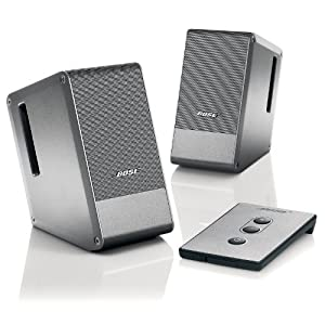 bose computer musicmonitor silver electronics. Black Bedroom Furniture Sets. Home Design Ideas