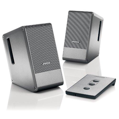 Bose Computer MusicMonitor PCスピーカー シルバー MusicMonitor M2【国内正規品】