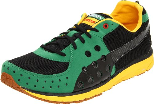 Running Shoes For Men s  PUMA Faas 300 Jamaica Jam Athletic Shoe ... 6de9660cf