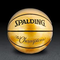 Spalding NBA Gold