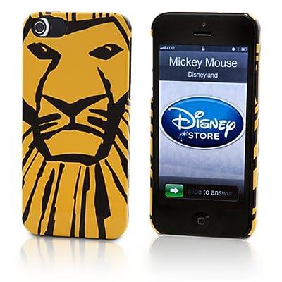 Disney 米ディズニー公式 ライオンキングiphone 5 case