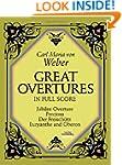 Great Overtures in Full Score