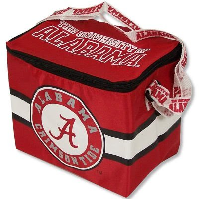 NCAA Alabama Crimson Tide Lunch Bag at Amazon.com