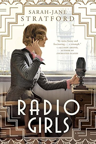 Radio Girls - Sarah-Jane Stratford
