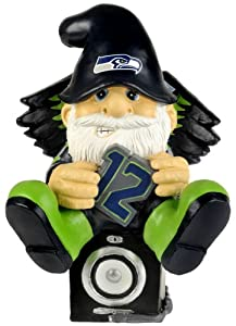 NFL Seattle Seahawks Thematic Gnome - 2nd Version by Forever Collectibles