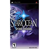 Star Ocean: Second Evolution - Sony PSP ~ Square Enix