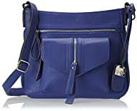 Jessica Simpson Megan Top Zip Cross Body Bag