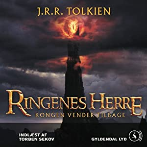 Ringenes Herre 3 [Lord of the Rings 3] Hörbuch
