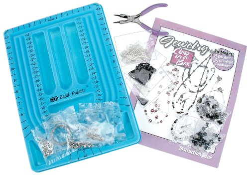 Cousin Jewelry Class In A Box Beading Kit, Elegant