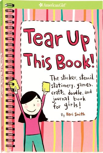 Download Tear Up This Book! (American Girl Library)