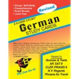 Ace's German Exambusters Study Cards (Ace's Exambusters) (German Edition) ~ Ace Academics Inc