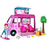 Polly Pocket Pop Up Glamper Vehicle