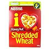 Shredded Wheat Honey Nut 500g