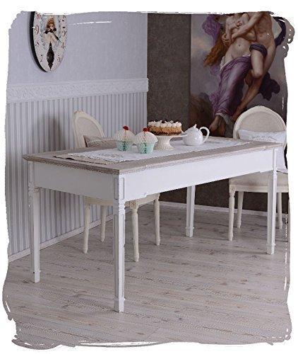 Antiker-Esszimmertisch-Esstisch-Tisch-Kchentisch-Holztisch-im-angesagten-und-zeitlosen-Landhausstil-mit-verspielter-und-gleichzeitig-romantischer-Optik-in-hochwertiger-Qualitt-und-aus-Holz-gefertigt-P
