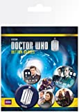 GB eye Doctor Who Series 7 Part 2 Badge Pack