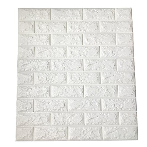 Art3d-Peel-and-Stick-3D-Wall-Panels-for-TV-Sofa-Background-Wall-Decor-26Ft-x-23Ft-White-Brick