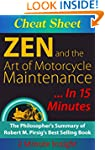 Cheat Sheet: Zen and The Art of Motor...
