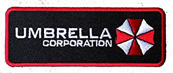 RESIDENT EVIL Umbrella Corp. Embroidered Chest PATCH