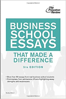 graduate essays for business school Samples of mba essays by real candidates who were accepted to wharton, harvard, insead and other top ranked business schools mba essay samples by school.