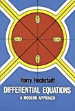 Differential Equations: A Modern Approach (0486619419) by Harry Hochstadt