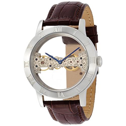[アルカフトゥーラ]ARCA FUTURA 腕時計 手巻き 23374SKBR メンズ