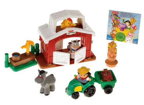 Fisher-Price-Little-People-Mini-Farm