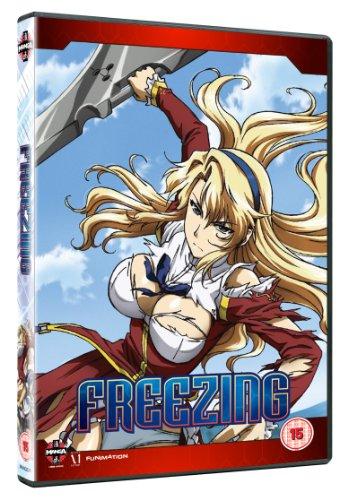 フリージング コンプリート DVD-BOX (全12話+OVA6話, 272分) アニメ [DVD] [Import]