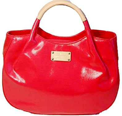 Kate Spade Treesh Fulton Street Pink Handbag