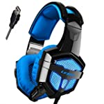 Letton G1 USB Stereo Gaming Headsets...