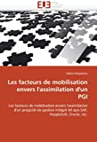 echange, troc Valerie Desjardins - Les Facteurs de Mobilisation Envers L'Assimilation D'Un Pgi