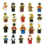 Generic Men People Minifigures Toy (L...