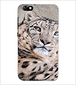 HUAWEI HONOR 4X TIGER Designer Back Cover Case By PRINTSWAG