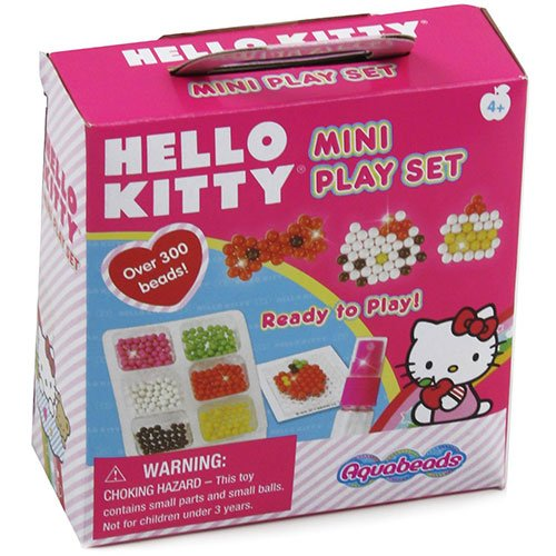 Hello Kitty Aquabeads Mini Playset - 1