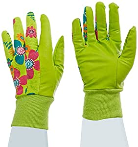 Midwest glove 589d4 ladies jersey 39 n more for Gardening gloves amazon