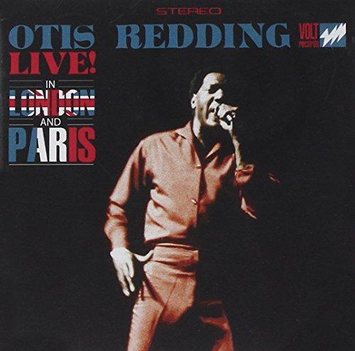Otis Redding - Live In London And Paris - Zortam Music