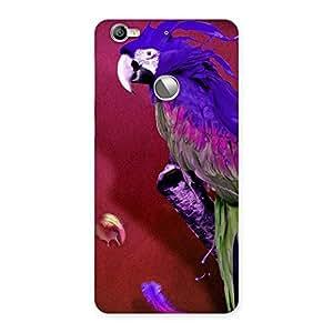Magic Parrot Multicolor Back Case Cover for LeTV Le 1s