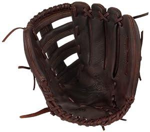 Shoeless Joe Gloves Single Bar Pocket Brown Glove by Shoeless Joe Gloves
