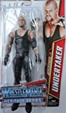Toy - WWE Standard Series 26 Wrestlemania Heritage The Undertaker Wrestling Action Figure