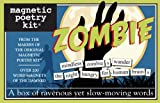 Zombie: Magnetic Poetry Kit