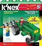 K'Nex Tractors and Trucks 10 Model Building Set